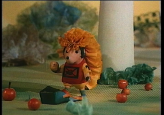 Cleophas the Hedgehog