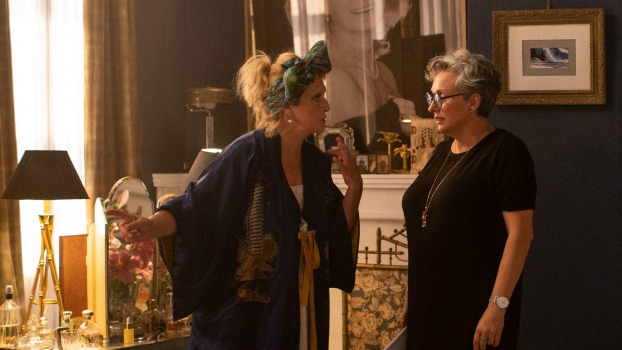 Spektakl wyreżyserowała Kinga Dębska (fot. Zuzanna Szamocka/TVP)