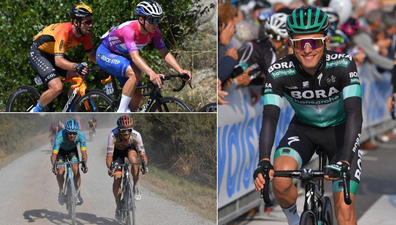 Mark Cavendish, Remco Evenepoel, Jakob Fuglsang, Maximilian Schachmann i Rafał Majka to niektóre z gwiazd 77. Tour de Pologne (fot. Getty Images)