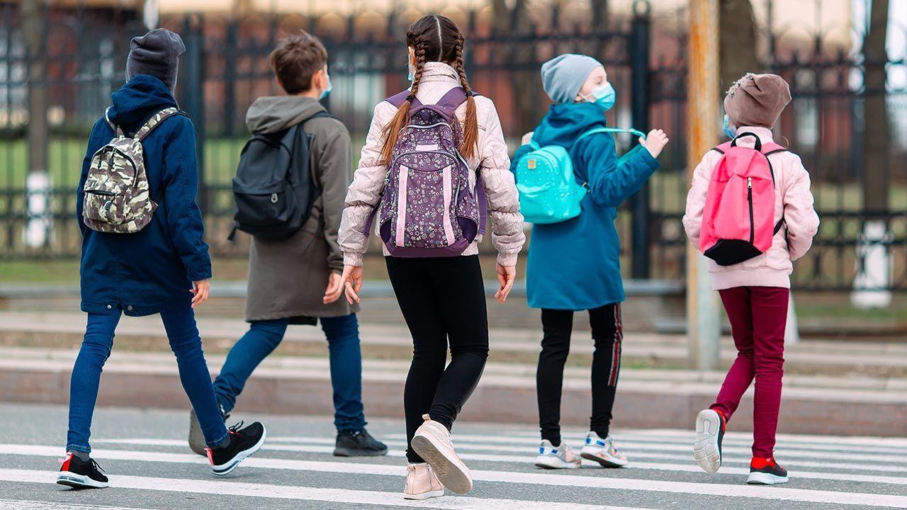 Decyzje o szkołach obowiązują do końca stycznia (fot. Shutterstock/David Tadevosian)
