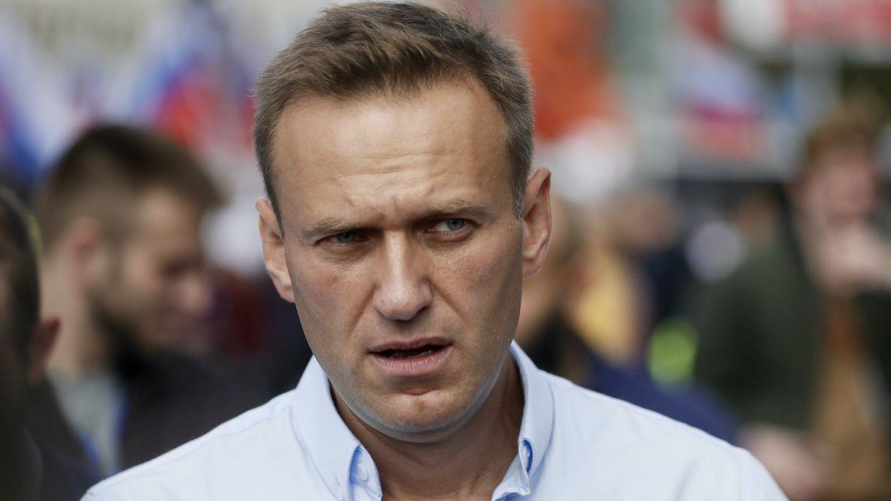 Skierowano list do papieża ws. Nawalnego (fot. PAP/EPA/SERGEI ILNITSKY)