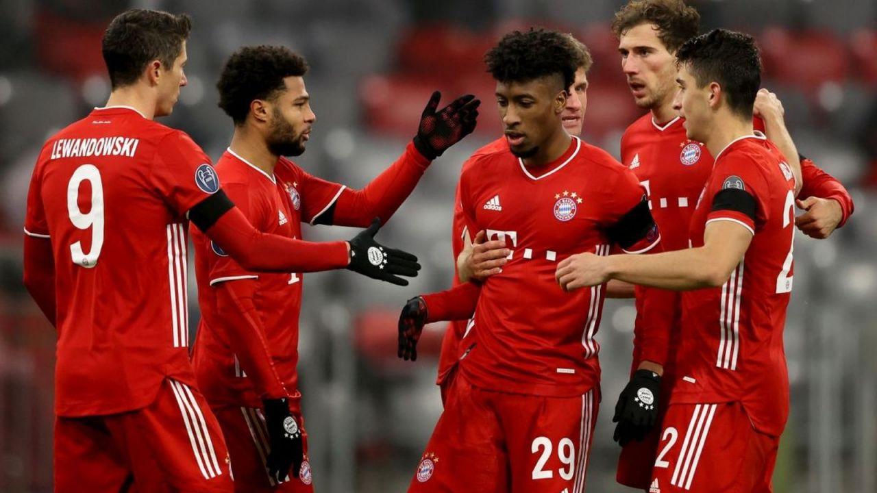 Bundesliga: Kingsley Coman nie przedłuży kontraktu z Bayernem Monachium (sport.tvp.pl)