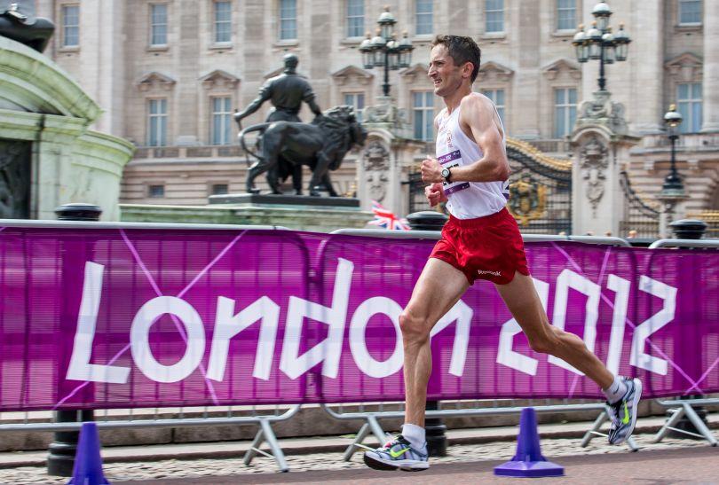 Henryk Szost był 9. w olimpijskim maratonie. Polak był najlepszym Europejczykiem na trasie (fot. PAP/EPA)