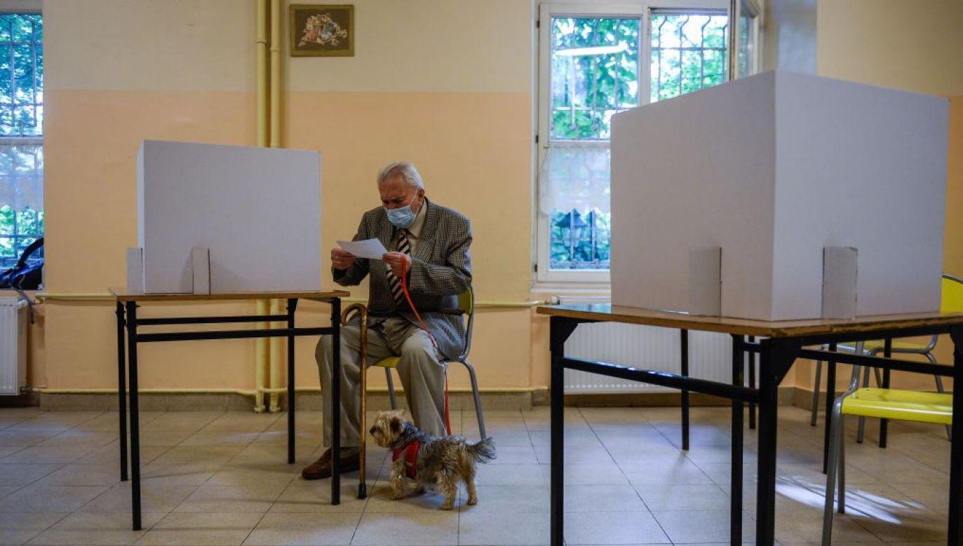 Wybory przebiegają spokojnie (fot. Omar Marques/Getty Images)