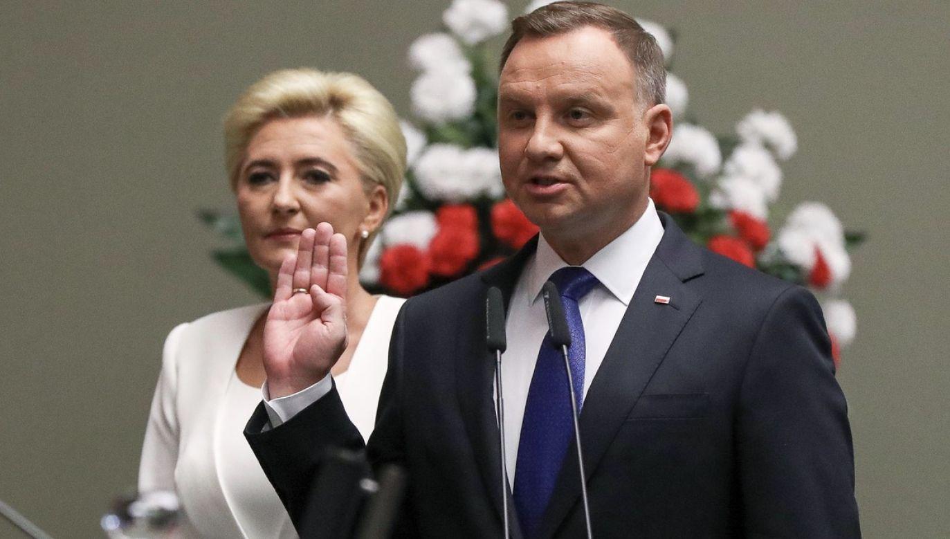 Czy dzięki temu prezydent odniósł zwycięstwo na punkty? – pyta publicysta (fot. Grzegorz Jakubowski/KPRP)