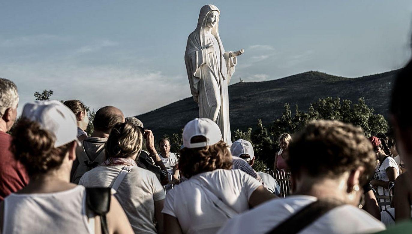 """""""Podejście Stolicy Apostolskiej jest pozytywne, ale Kościół działa spokojnie"""" (fot. NurPhoto/Corbis via Getty Images)"""