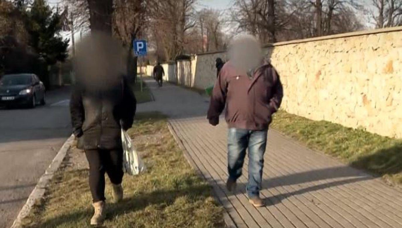 Sąsiedzi grożą samosądem (fot. TVP Info)