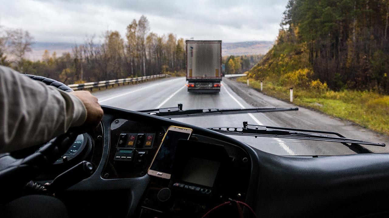 W Polsce brakuje aż 124 tys. zawodowych kierowców (fot. Shutterstock/Evgeny Pyatkov)