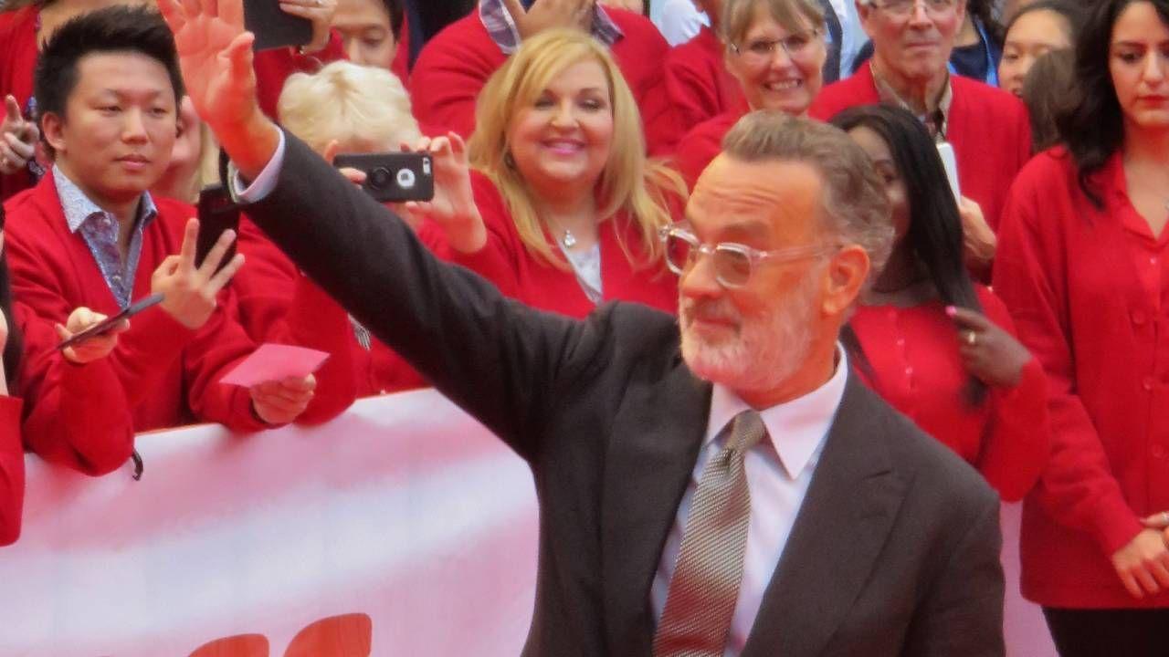 Tom Hanks po chorobie powrócił do USA (fot. Wikimedia Commons/GabboT )