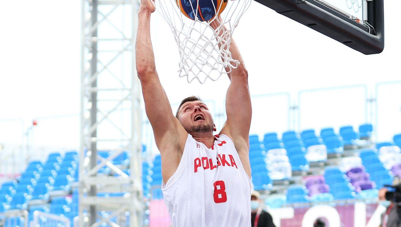 Polacy wygrali drugi mecz na igrzyskach w Tokio (fot. Getty Images)