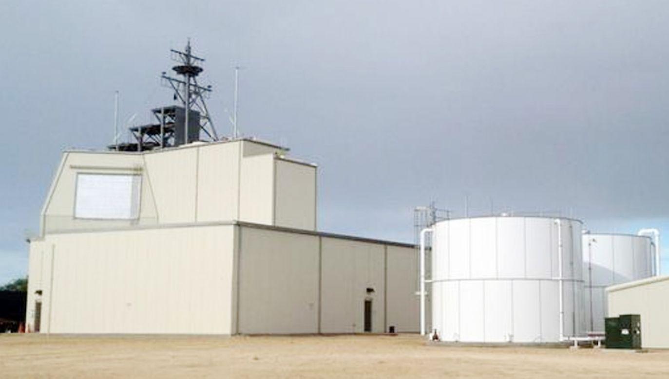 Baza obrony przeciwrakietowej w Redzikowie (fot. MON)