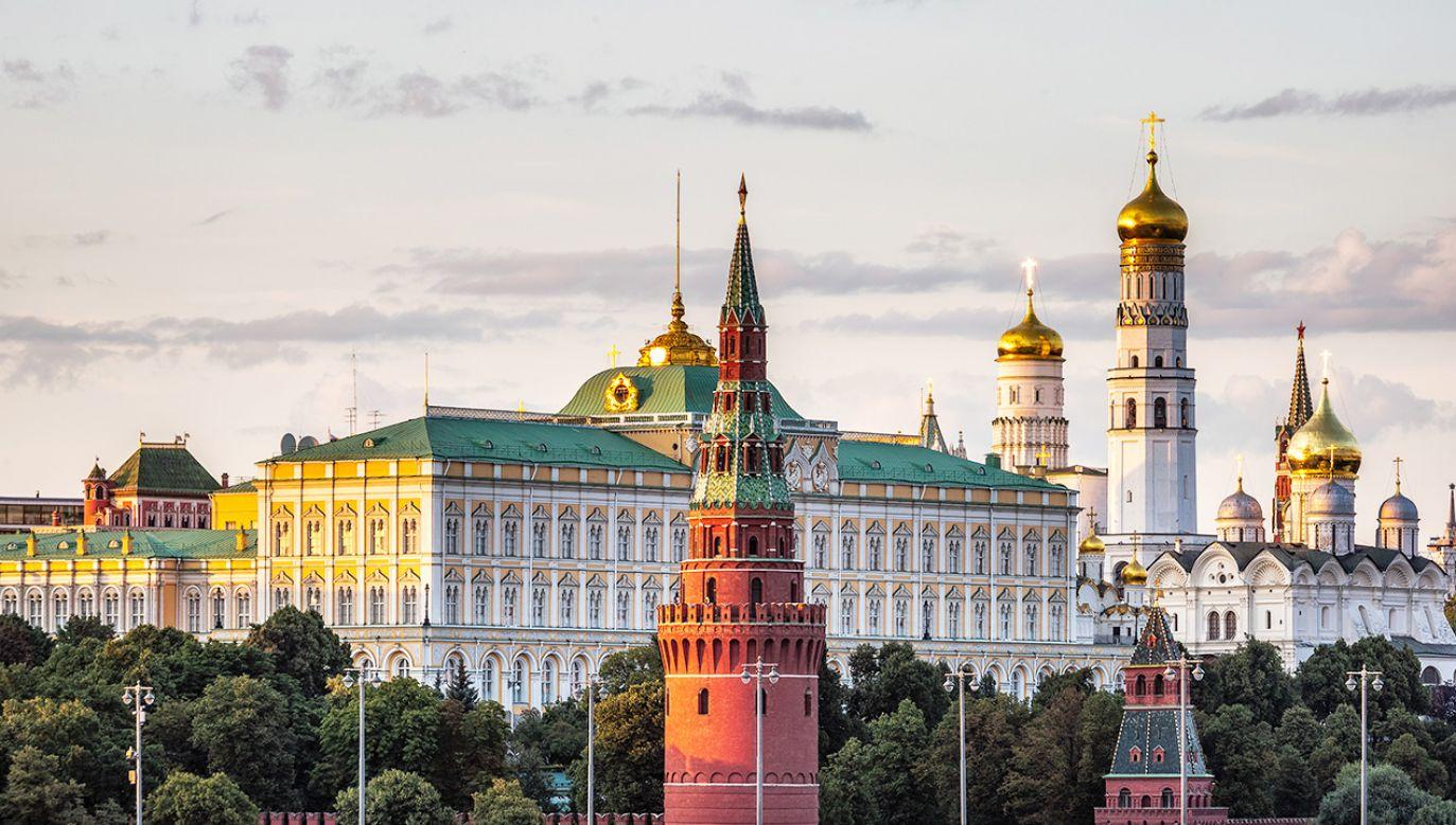 W TVP Info o wpływie Kremla na konferencję w Izraelu (fot. Shutterstock/Ruslan Kalnitsky)