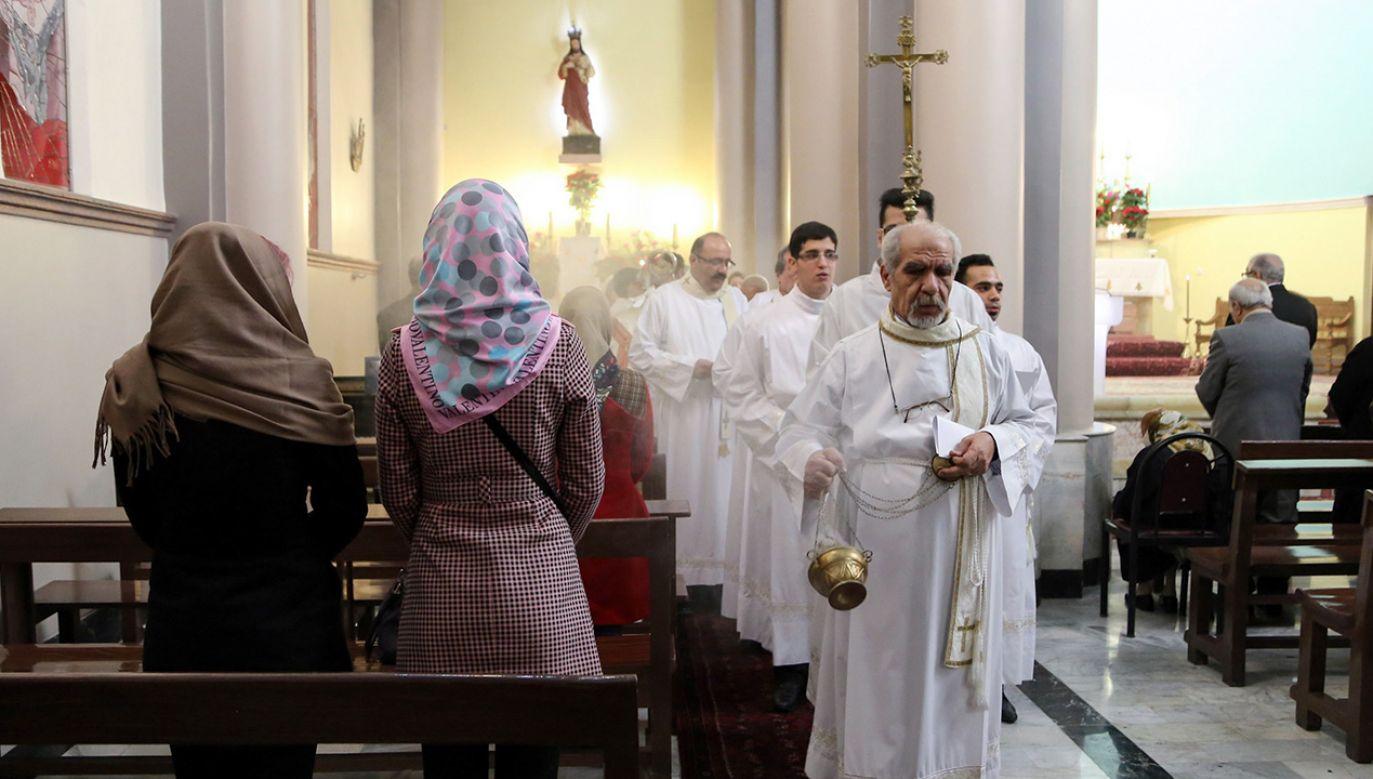W Iranie nawet legalnie działające Kościoły nie mogą przyjmować konwertytów z islamu (fot. Fatemeh Bahrami/Anadolu Agency/Getty Images)