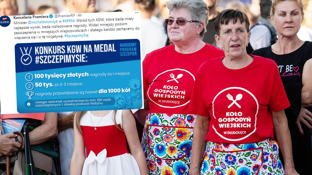 Na ten cel mogą otrzymać 8 tys. zł (fot. Forum/Michal Kosc)