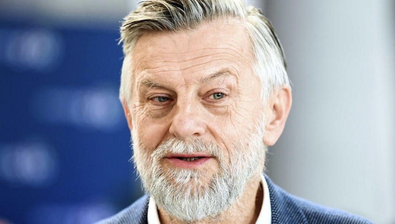 O przyznanie tytułu profesora Andrzejowi Zybertowiczowi w listopadzie 2017 roku zawnioskowała Rada Wydziału Humanistycznego UMK w Toruniu (fot. arch. PAP/Darek Delmanowicz)