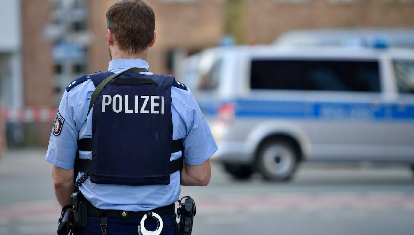 Do zbrodni doszło w środę w małej miejscowości Grossroehrsdorf (fot. Alexander Koerner/Getty Images)