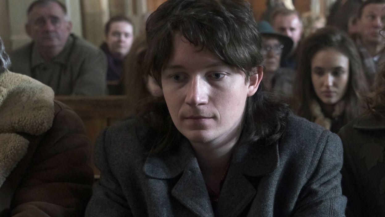 Młodego Zenka Martyniuka zagrał Jakub Zając (fot. TVP)