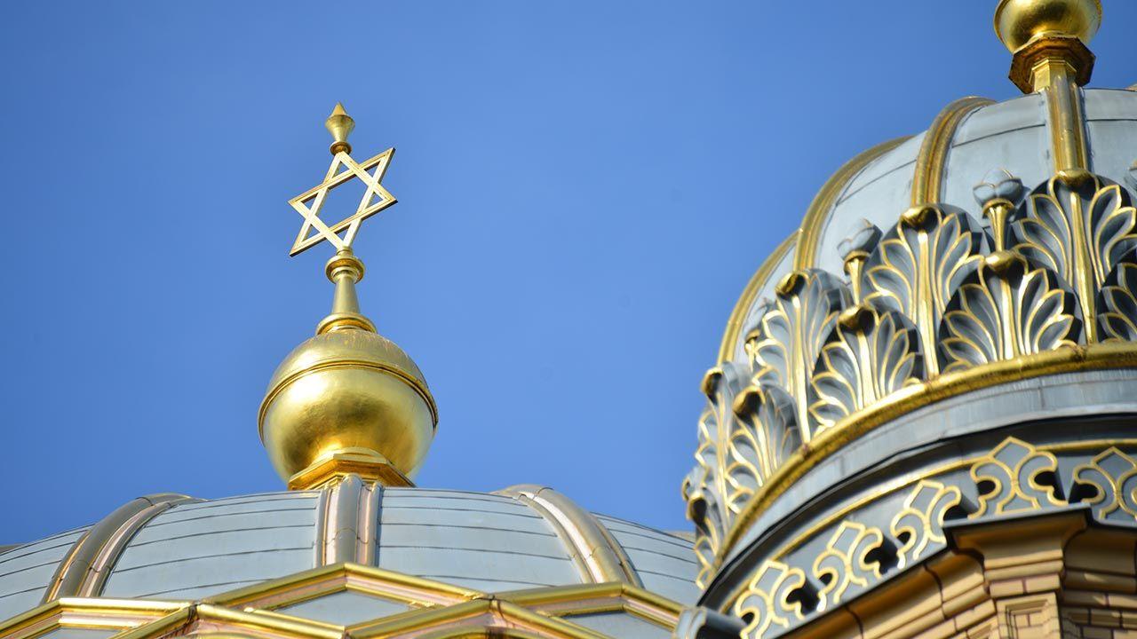 Incydent przywołuje złe wspomnienia z ataku podczas Jom Kippur dwa lata temu w Halle (fot. Shutterstock/nitpicker)