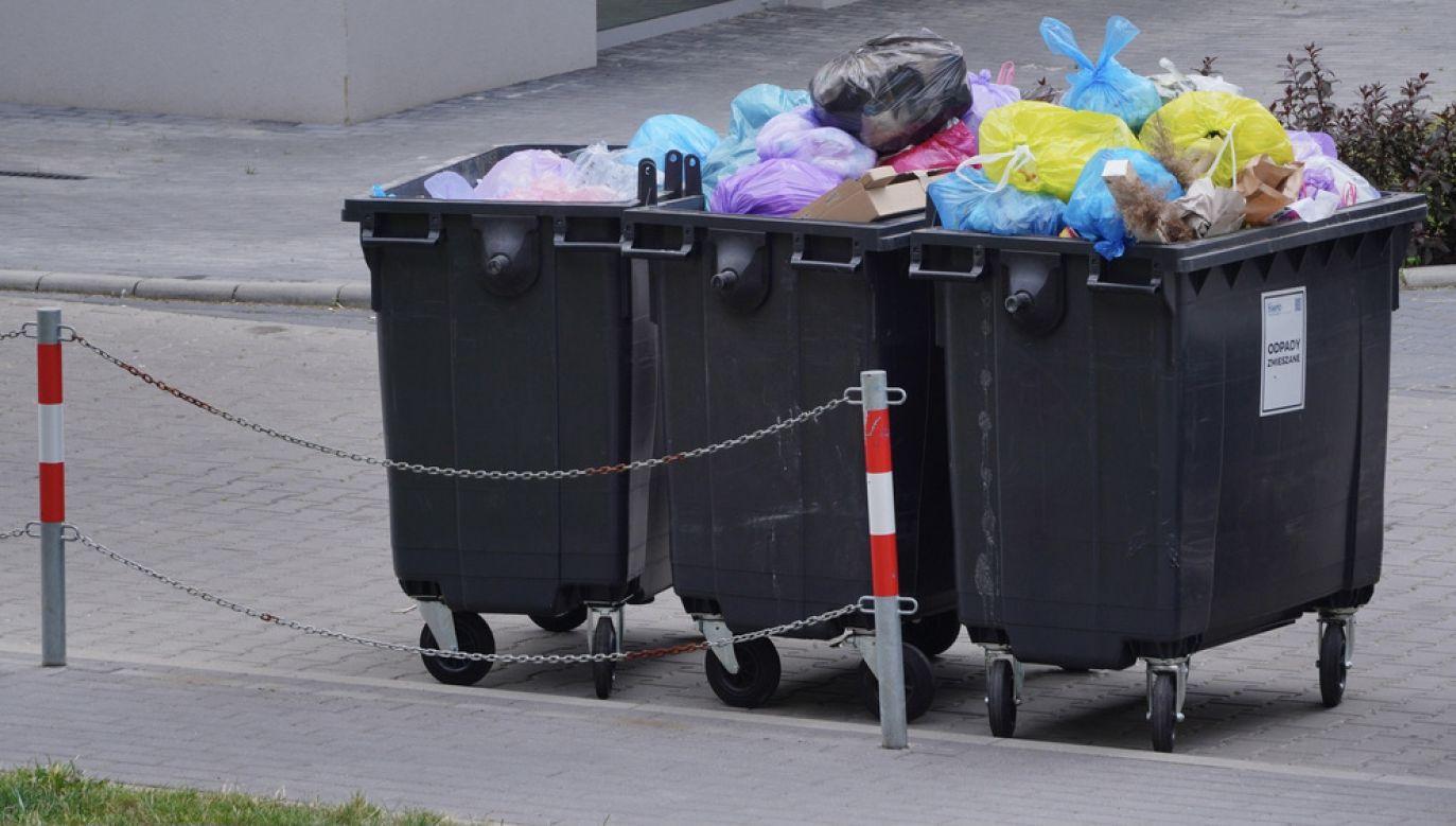 Za wywóz śmieci mieszkańcy Inowrocławia płacili więcej niżpowinni (fot. Shutterstock)