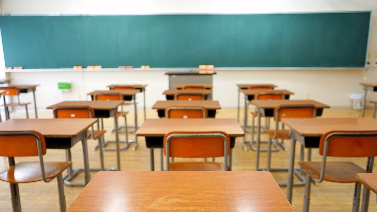 Niewykluczone, że szkoły zostaną zamknięte z powodu epidemii koronawirusa (fot. Shutterstock/maroke)