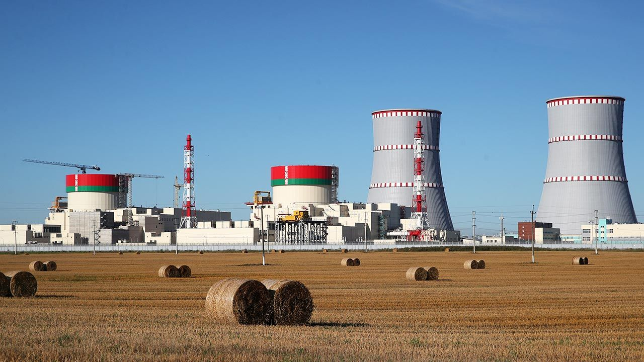 Planowany termin odbioru pierwszego bloku elektrowni w Ostrowcu to kwiecień lub maj (fot. Natalia Fedosenko\TASS via Getty Images)