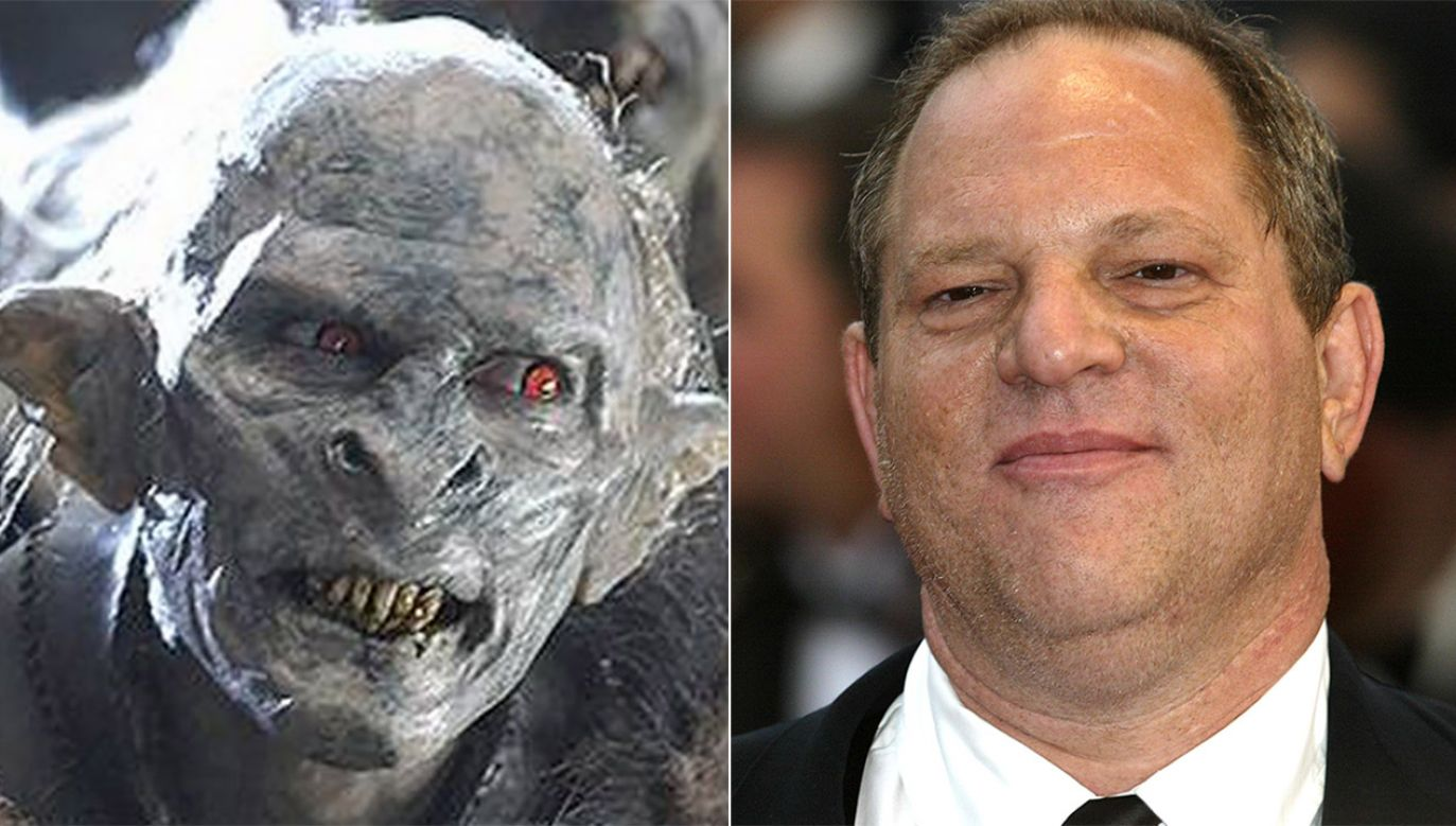 Harvey Weinstein (fot. Materiały prsowe, Mark Mainz/Getty Images)