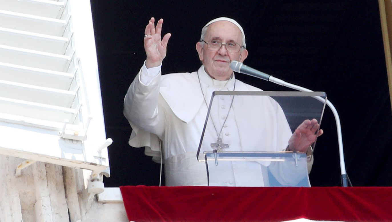 Papież w rozważaniu nawiązał do czytanego w dzisiejszą niedzielę fragmentu Ewangelii (J 6, 24-35) (fot. Franco Origlia/Getty Images)