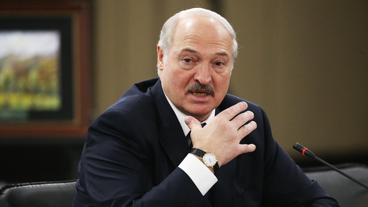 Alaksandr Łukaszenka (fot. Mikhail Svetlov/Getty Images)