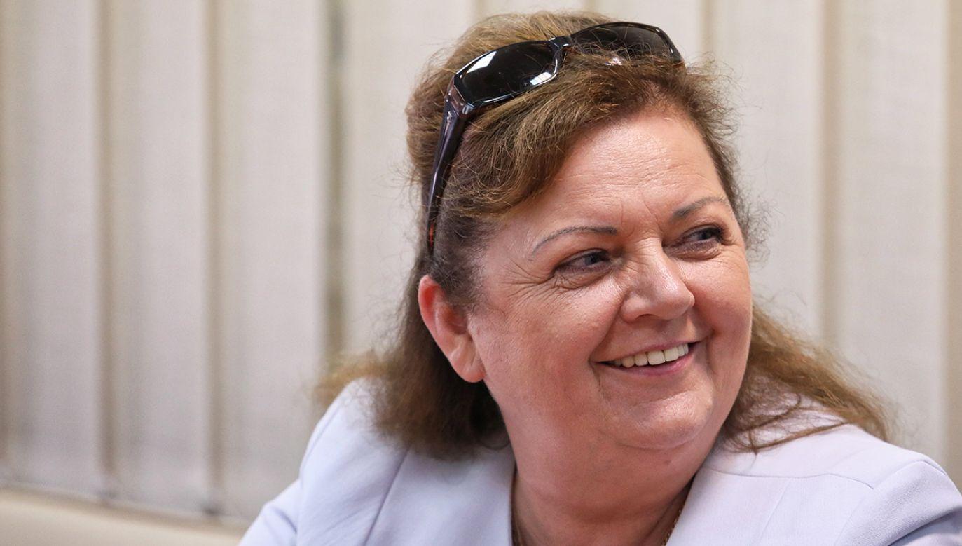 Beger z parlamentu zniknęła w 2007 r.  (fot. arch.PAP/Leszek Szymański)