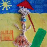 Aleksandra Wyrobisz, 9,5 roku, Woźniki