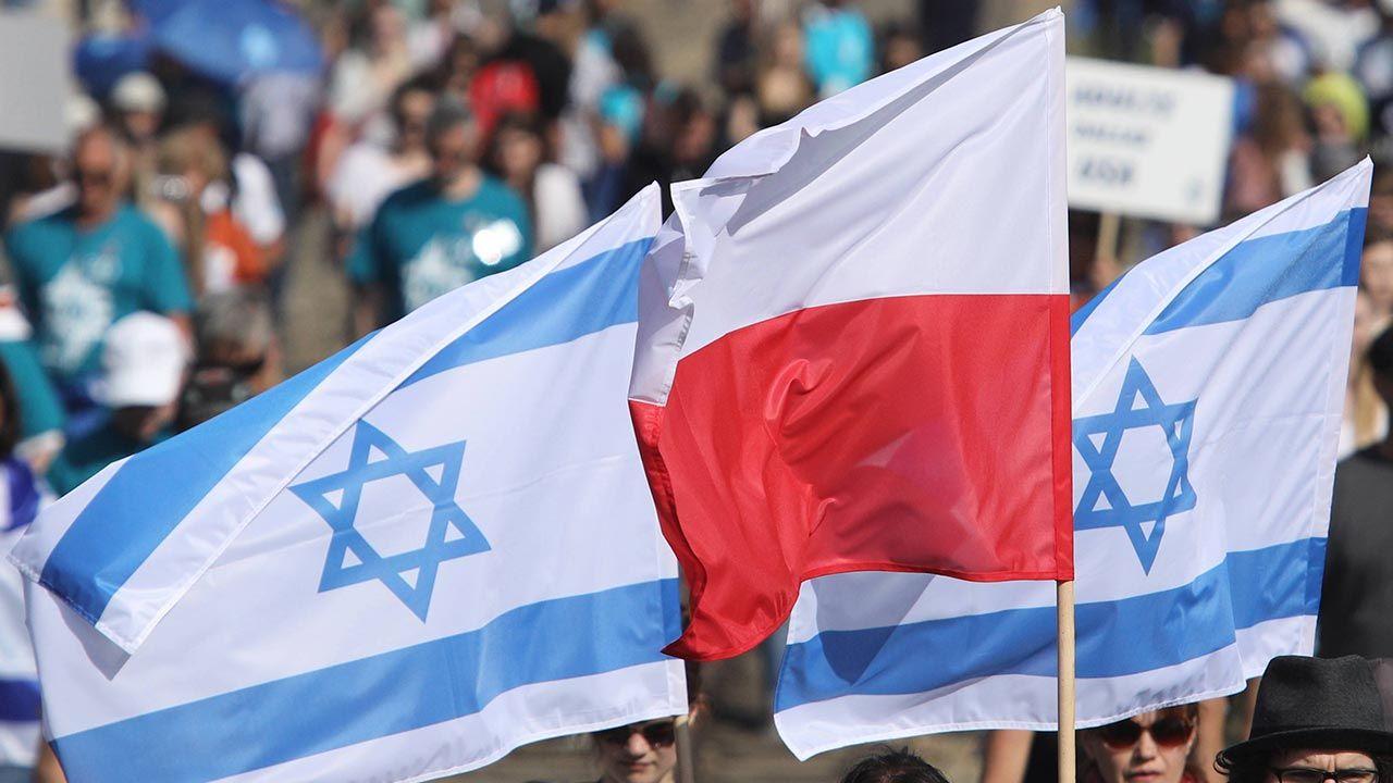 Izrael krytykuje Polskę. Zdecydowana odpowiedź MSZ (fot. PAP/Stanisław Rozpędzik)
