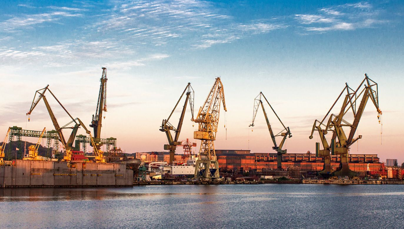 Stocznia Gdańska zajmuje ważne miejsce w historii Polski (fot. Shutterstock/ artba_nwh)