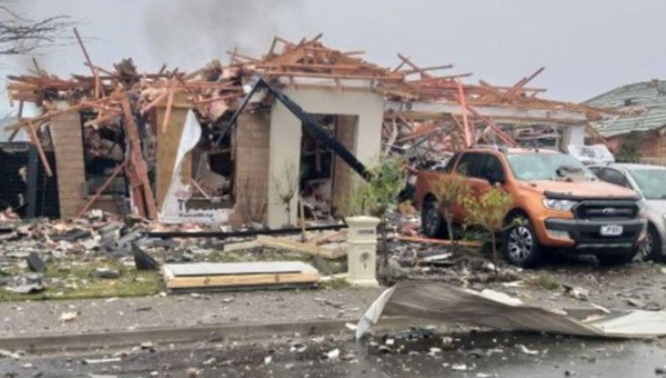 W dzielnicy Northwood doszło do wybuchu (fot. Twitter)