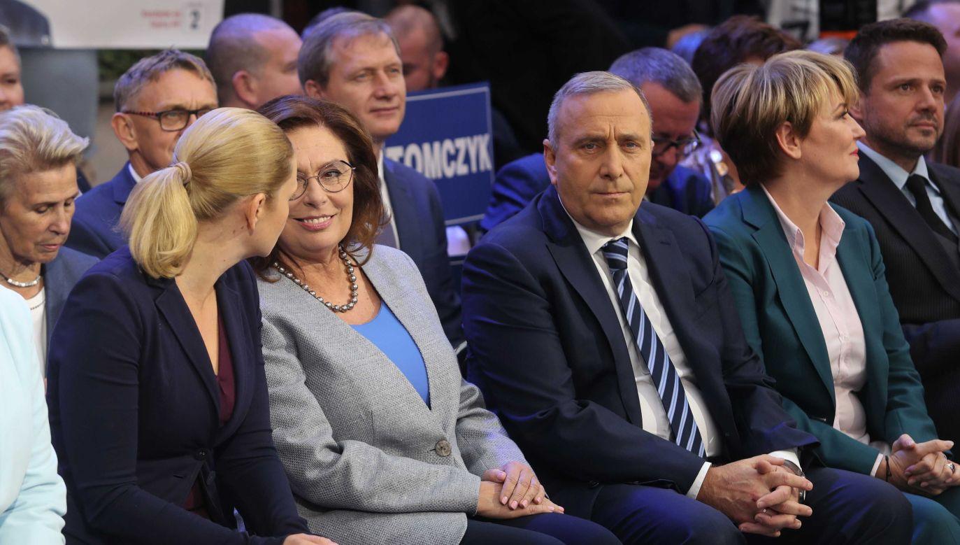 Kto uwierzy w zwycięstwo koalicji, gdy uwierzyć nie chcą nawet partyjni koledzy jej przywódcy? (fot. PAP/Roman Zawistowski)