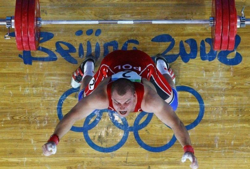 Bartłomiej Bonk – kat. 105 kg (fot. Getty Images)