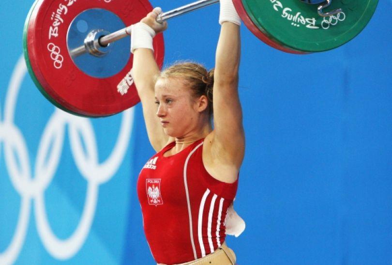 Marzena Karpińska – kat. 48 kg (fot. Getty Images)