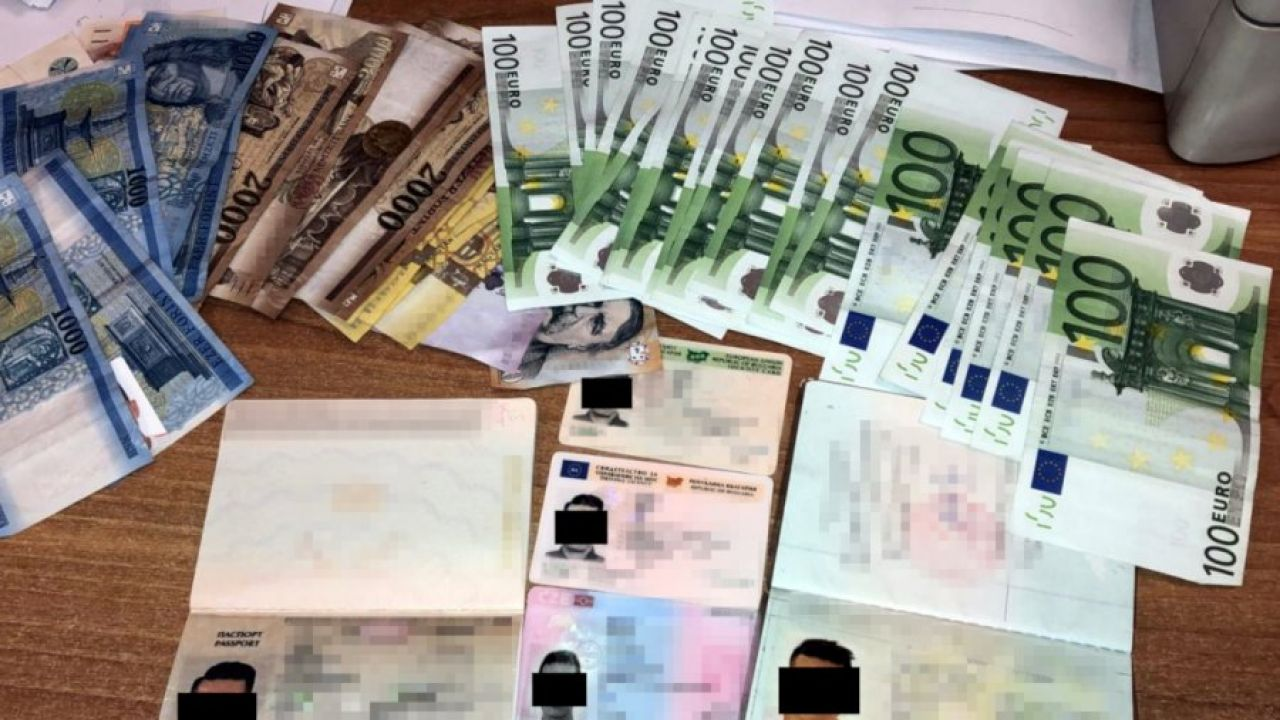 Azjatyccy gangsterzy zajmują się także handlem heroiną i marihuaną (fot. CBŚP)