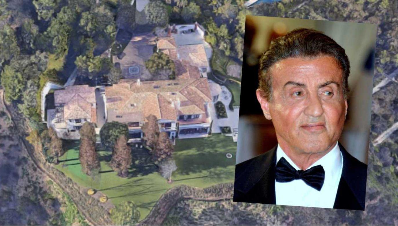 Sylvester Stallone kupił posiadłość za 10 mln dolarów (fot. TT/URBANTIAN/Wiki 3.0/Georges Biard)