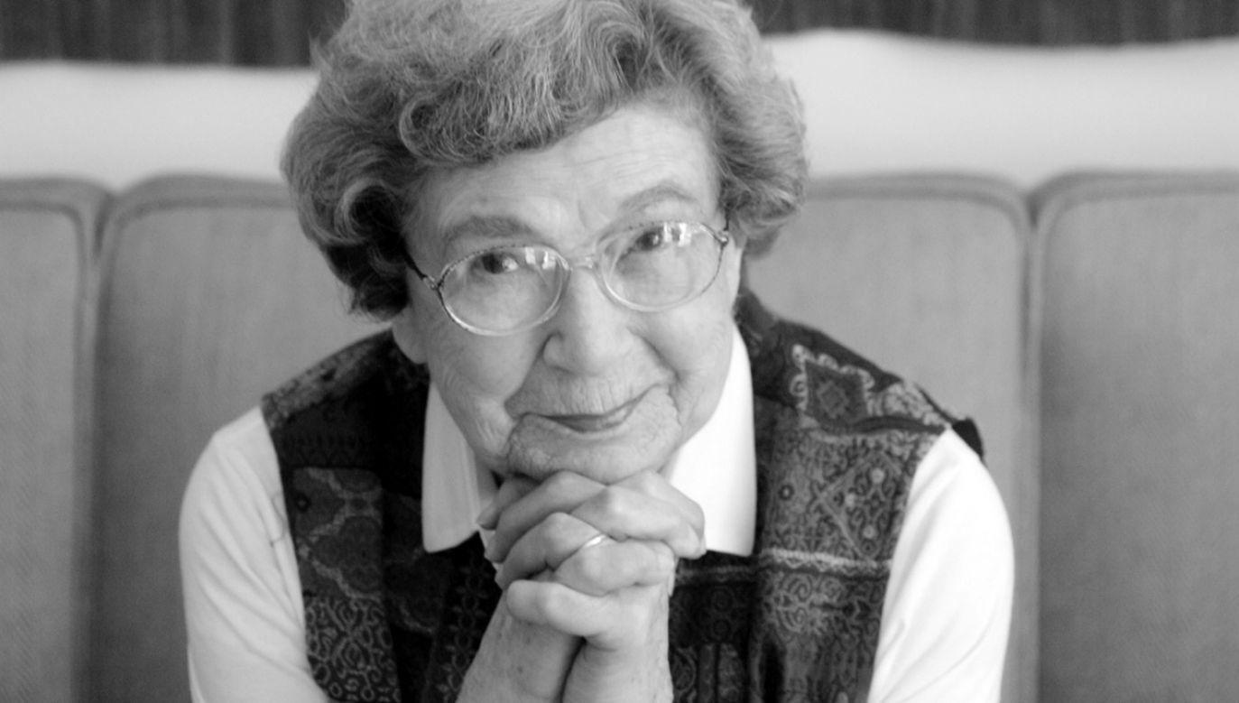 Beverly Cleary zmarła w USA w wieku 104 lat (fot. Christina Koci Hernandez/San Francisco Chronicle by Getty Images)