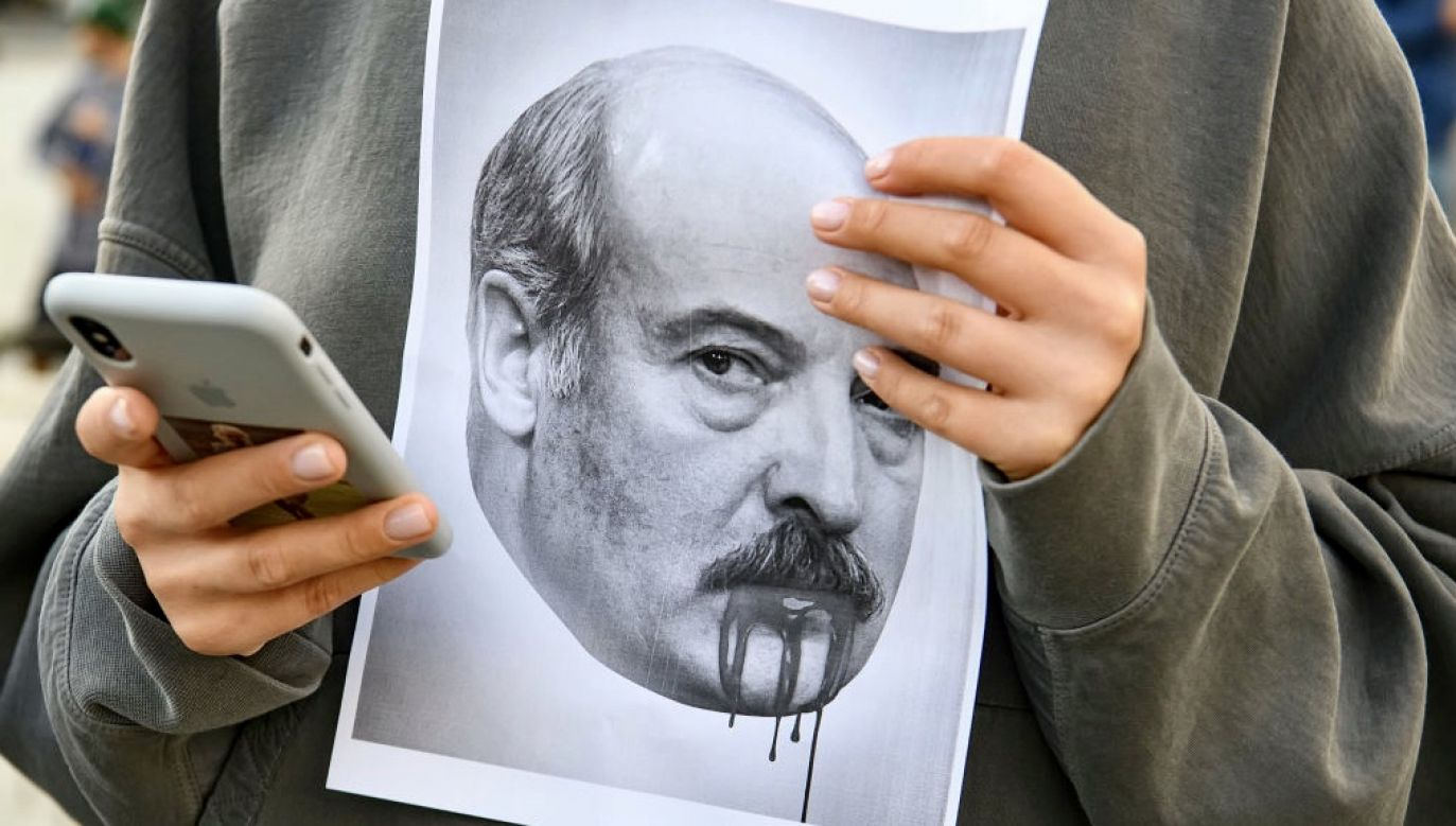 Zdaniem rosyjskiego politologa, Aleksander Łukaszenko po raz drugi przegrał wybory (fot. Maxym Marusenko/NurPhoto via Getty Images)