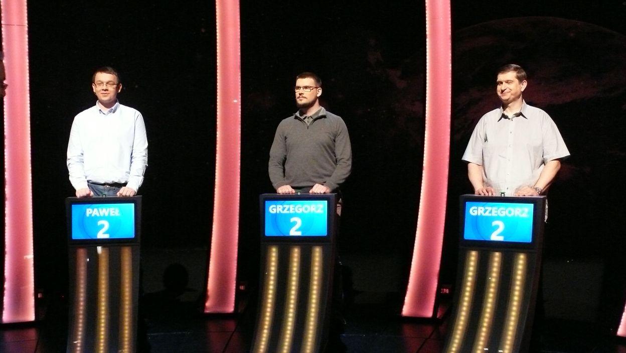 Finał 15 odcinka 118 edycji rozegrało 3 najlepszych zawodników z odcinka