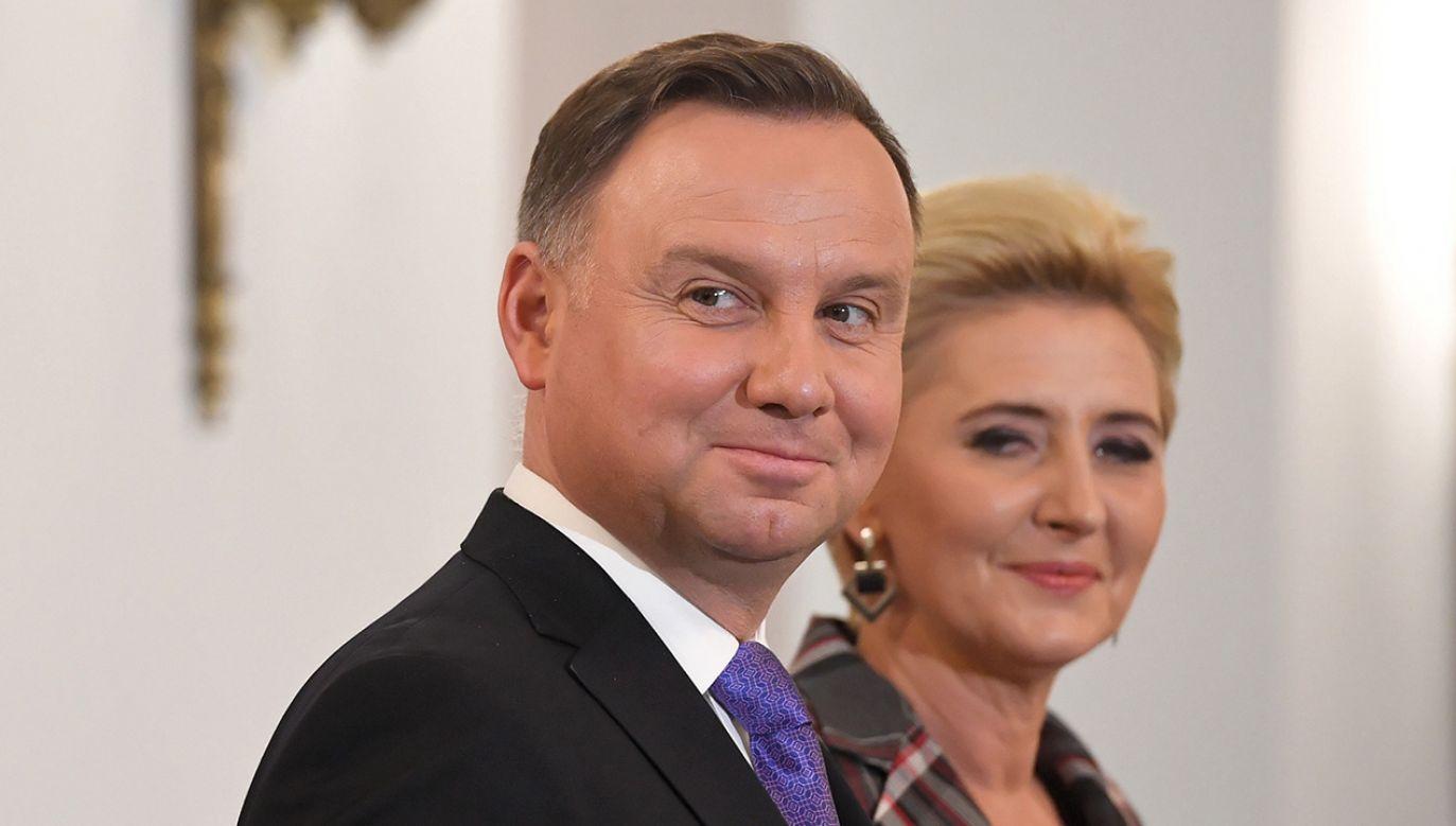 Prezydent powołał nowy rząd (fot. PAP/Radek Pietruszka)