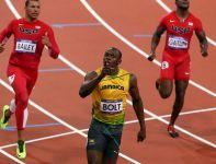 Jego wynik to nowy rekord olimpijski (fot. Getty Images)