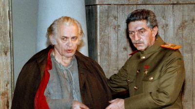 Stalin, 21 maja, godz. 20.05