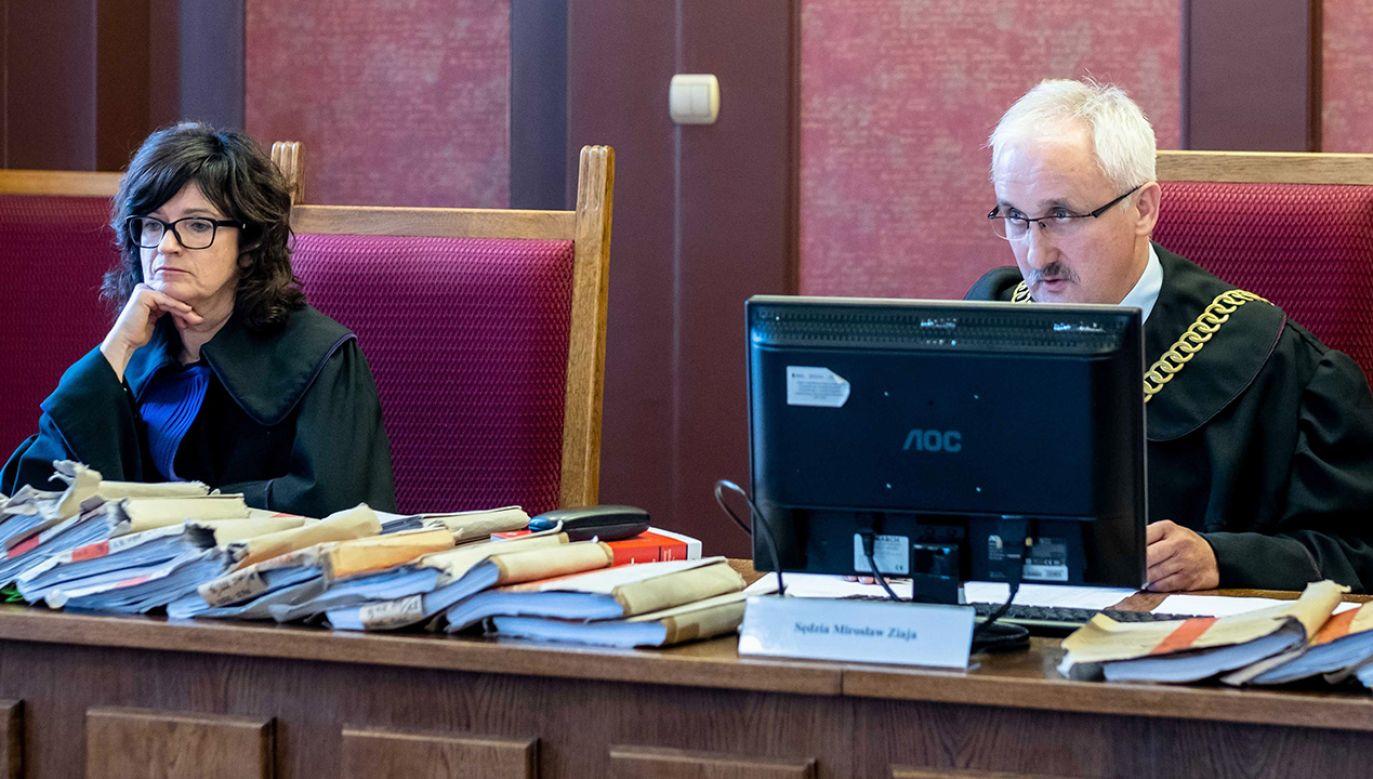 Ugoda jest konsekwencją prawomocnego wyroku Sądu Apelacyjnego w Warszawie (fot. PAP/Andrzej Grygiel )