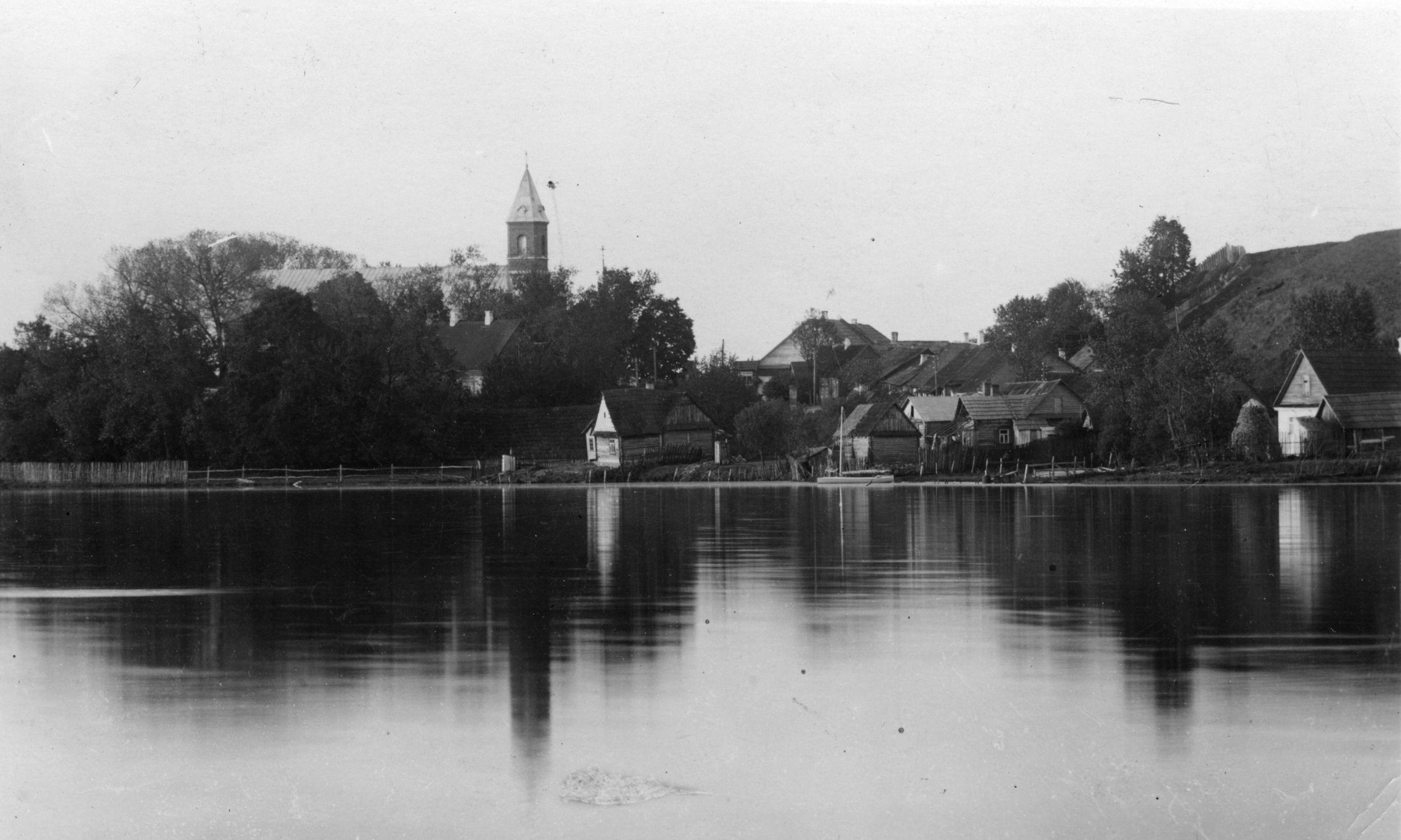Brasław. Fot. NAC/IKC, sygn. 1-U-259-3