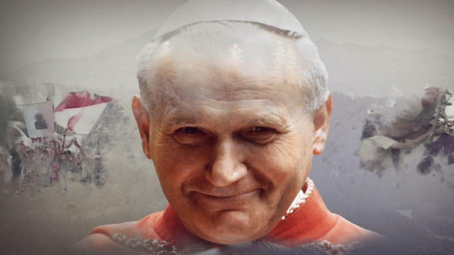 Koronka w TVP w hołdzie Janowi Pawłowi II