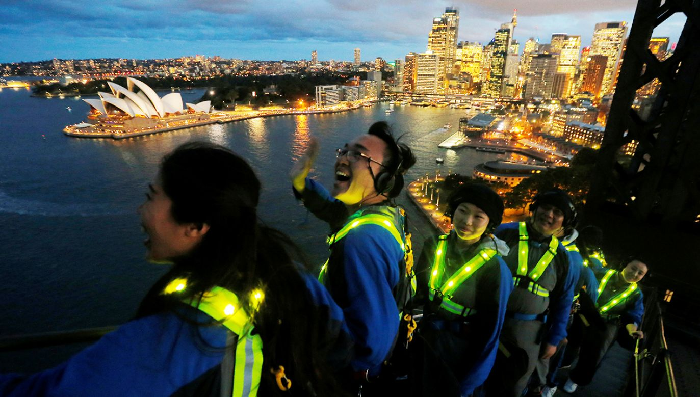 W ostatnich latach Australia wzmacniała stosunki z Chinami, będącymi największym partnerem handlowym tego kraju (fot. TREUTERS/Jason Reed)