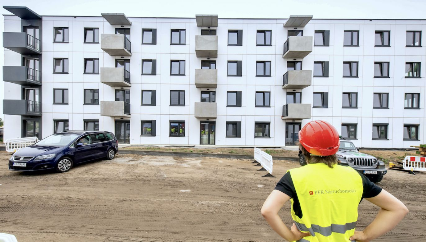 Rynek mieszkań w dobie Covid-19 (fot. arch.PAP/Tytus Żmijewski, zdjęcie ilustracyjne)