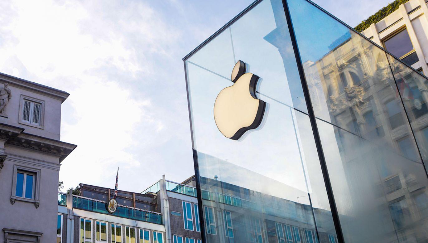 Apple zarzuca się wprowadzanie w błąd i nieuczciwe praktyki biznesowe (fot. Mairo Cinquetti/NurPhoto via Getty Images)